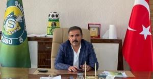Şanlıurfaspor Başkanı Yetim'den kulübe sponsorluk çağrısı