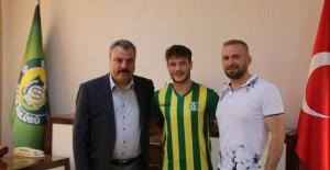 Şanlıurfaspor İstanbulspor'dan Emirhan Korkmaz transfer etti