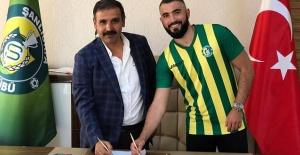 Şanlıurfaspor, Kocaelispor'dan Kemal Can Aydemir'i transfer etti