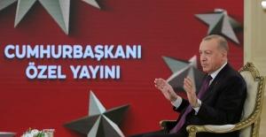 TRT'de konuşan Cumhurbaşkanı Erdoğan: Faizi düşürmemiz lazım
