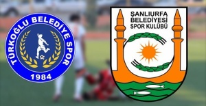 Türkoğlu Belediyespor 2 - 4 Şanlıurfa Büyükşehir Belediyespor