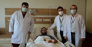 Şanlıurfa'da Önemli Ameliyat: Ayak Parmağı Eline Nakledildi