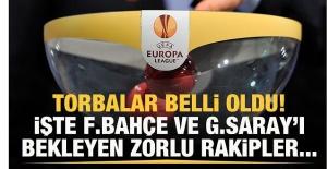 Avrupa Ligi play-off sonrası GS ve...
