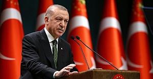 Cumhurbaşkanı Erdoğan: yoğun bir diplomasi yürütüyoruz