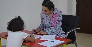 """Şanlıurfa'da 1. Sınıfa Başlayacak Çocuklara """"Okul Olgunluğu"""" Testi Yapılıyor"""
