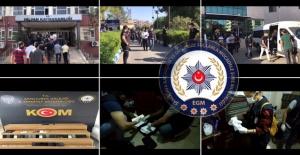 Hilvan'da Tefecilik Operasyonu: 10 kişi gözaltına alındı