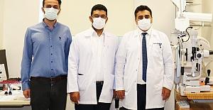 HRÜ Hastanesinde Şaşılık Polikliniği Hizmete Girdi