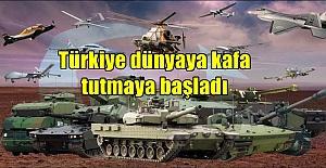 Savunma Sanayisi ile dünyanın gözde ülkesi Türkiye!..