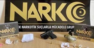 Siverek'te torbacılara operasyon: 10 gözaltı