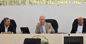 Belediye Meclisinde Karar Alındı! Viranşehir ilçesi için İmar planı değişti