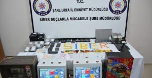 Şanlıurfa'da drone destekli bahis operasyonu: 36 kişi gözaltına alındı