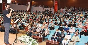Serdar Tuncer HRÜ'de söyleşi Yaptı