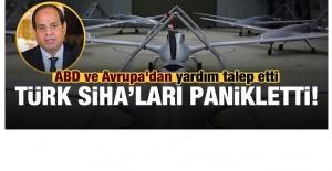Silahlı İnsansız Hava Aracı (SİHA) Anlaşması Mısır Yönetimini Telaşlattı