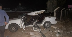 Suruç'ta Trafik Kazası: 2 ölü 6 yaralı