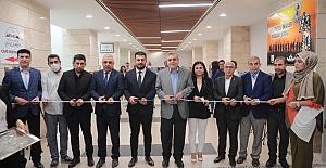 Urfa'da Gıda, Yöresel Ürünler Hediyelik Eşya ve El Sanatlar fuarı törenle açıldı