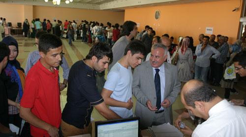 Harran Üniversitesi Ders Başı Yaptı