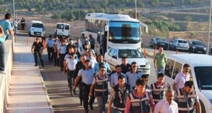Şanlıurfa'da 450 Polisle baskın: 52 gözaltı VİDEO
