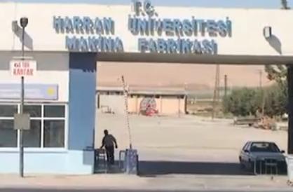 Şanlıurfa'da çürümeye terk edilen fabrika VİDEO