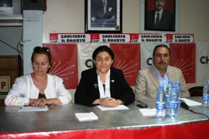 CHP'li Hilal Dokuzcan; Savaşın kaybedeni insanlıktır