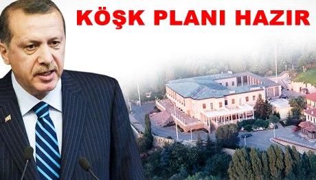 AK Parti'nin Köşk formülü hazır