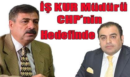 CHP, İŞKUR Müdürünün gitmesini istiyor