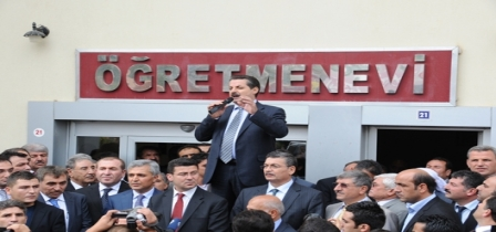 Bakan Çelik'ten Suruç ve Ceylanpınar İŞKUR iddialarına yanıt; İptal ettik VİDEO