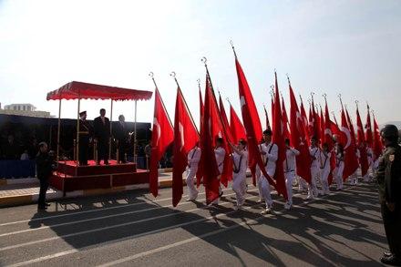 Şanlıurfa'da Cumhuriyet Bayramı kutlamaları coşkulu geçiyor VİDEO