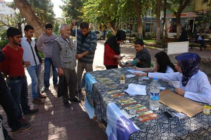 Viranşehir'de Obezite ile mücadele başladı
