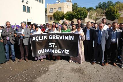 BDP'nin yasaklanan mitingine, Viranşehir'den açıklama