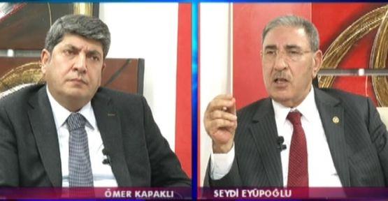 Eyyüpoğlu'ndan Toru'ya ağır suçlama VİDEO
