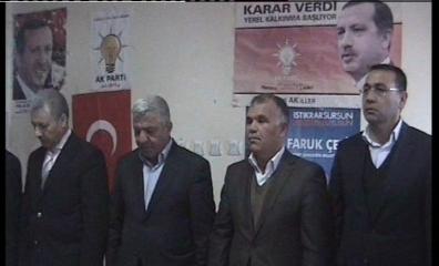AK Parti Birecik Aralık ayı Danışma meclis toplantısı gerçekleşti VİDEO