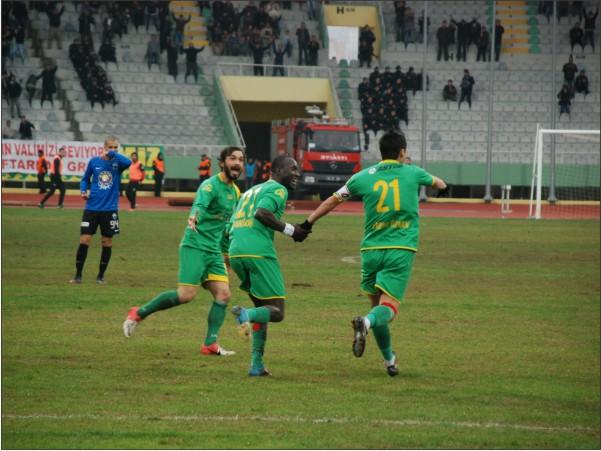 Şanlıurfaspor'da Adanaspor hazırlığı başladı