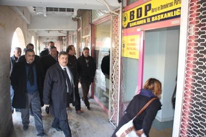 CHP'den BDP'ye kritik ziyaret