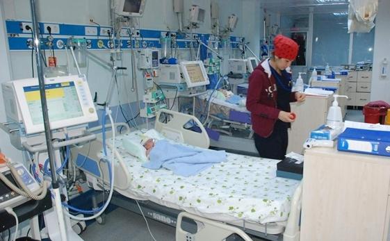 Çocuk hastanesinden çocuk açıklaması