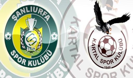 Şanlıurfaspor Kartalspor ile 5. kez karşı karşıya geliyor