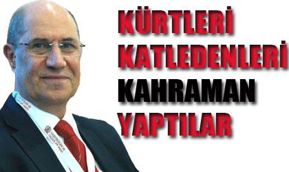 Kürt katillerinin ismini bölgeye verdiler