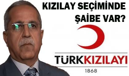 Kızılay seçimlerinde şaibe iddiası