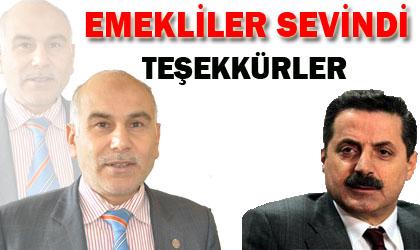 Altun'dan Bakan Çelik'e emekli teşekkürü VİDEO