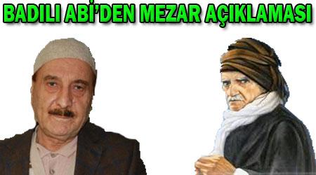 Abdülkadir Badıllı'dan Bediüzzaman'ın mezarı ile ilgili açıklama VİDEO