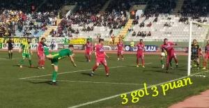 Şanlıurfaspor Silivrispor 3-0