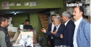 HÜDA PAR İl Başkanı Demir: Esnaf ve çiftçi desteklenmeli