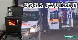 Bozova'da soba zehirlenmesi: 1 ölü