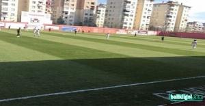 Pendikspor - Şanlıurfaspor 0 - 1