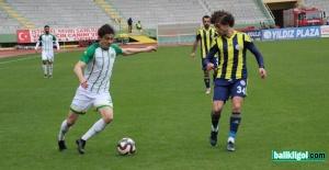 Şanlıurfaspor 3 - 0 Tarsus İdman Yurduspor