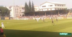 Maç bitti! Menemen Belediyespor şampiyonluğu, Şanlıurfaspor Play Off'u garantiledi