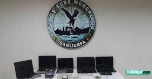 Şanlıurfa'da bahisçilere operasyon: 10 kişi gözaltına alındı