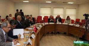 UNESCO Türkiye Komisyonu Şanlıurfa'da Toplandı