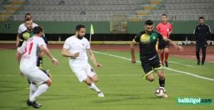 Play-Off maçında Şanlıurfaspor - Fatih Karagümrük 0 - 1