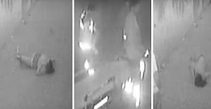 Sürücü direksiyon hâkimiyetini kaybedince araç takla attı