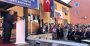 Beyazgül,Makedonyalıları Urfa'ya Davet Etti